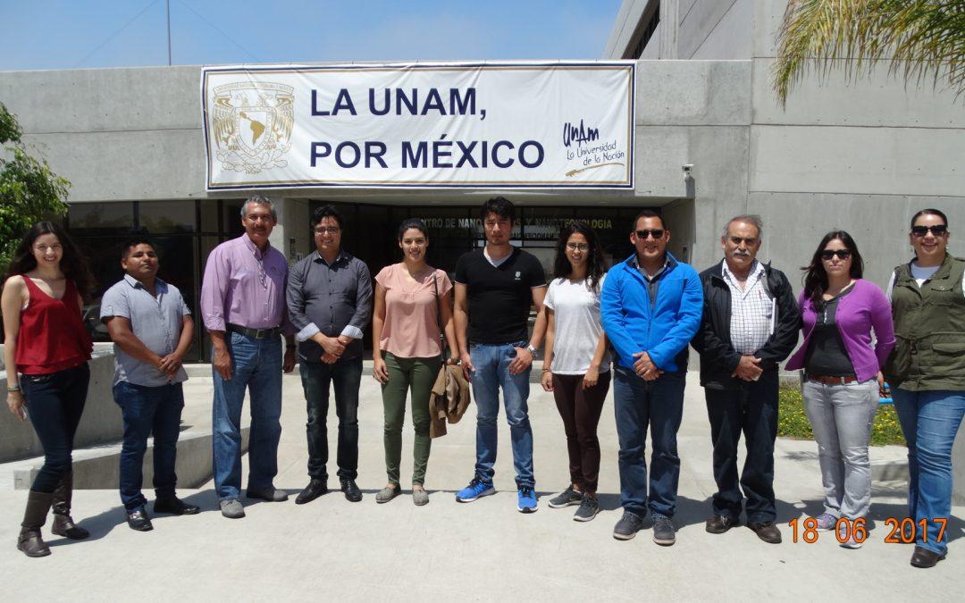 Algas Pacific – UNAM – INAPESCA