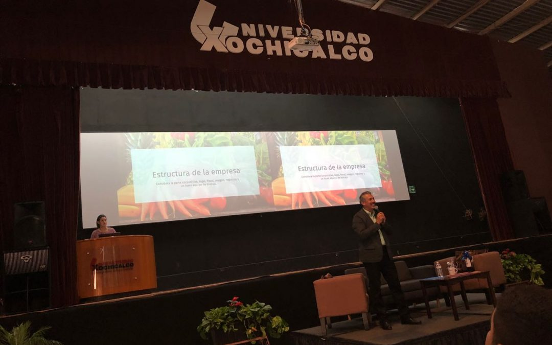 "4ta edición del Business Week ""Aprender para Emprender"", Universidad Xochicalco, campus Ensenada"