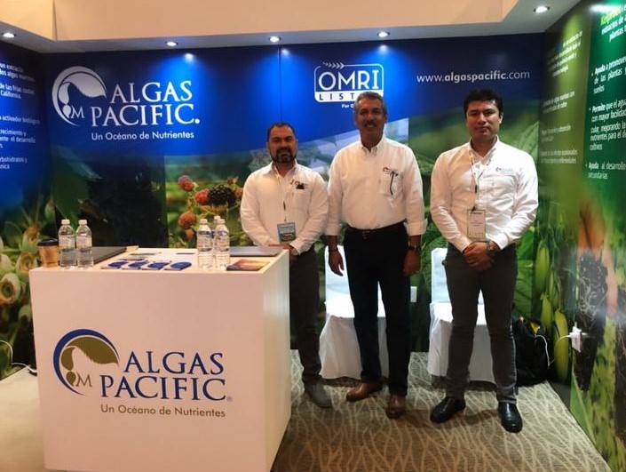 Algas Pacific® in the International Symposium on Organic Agriculture