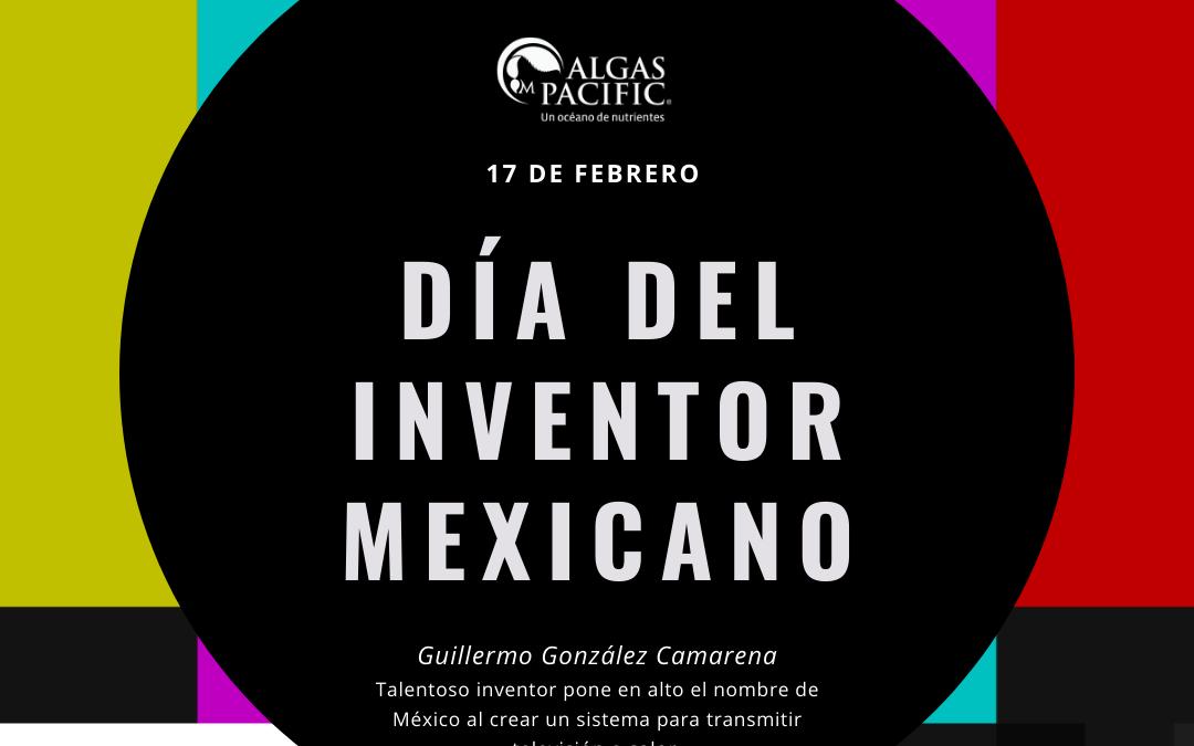 ¡Por más inventores en México!